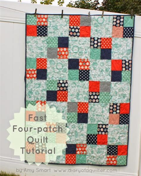 Easy Quilt Designs by 40 Easy Quilt Patterns For The Newbie Quilter