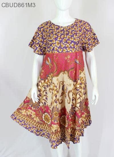 Batik Pramita Set Model Klok daster klok batik hap bunga daster longdress babydoll