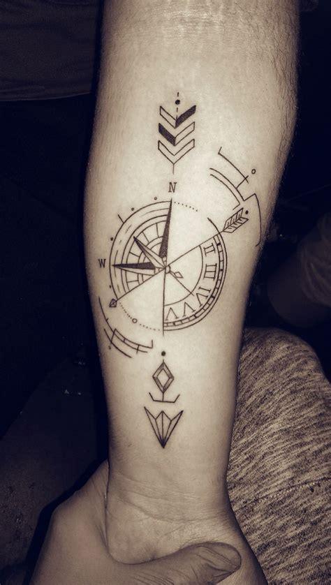 tattoo rosadelviento flechas tintas amp piercing