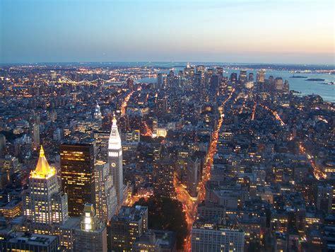 imagenes otoño en new york atardecer en manhattan fotos de concursos