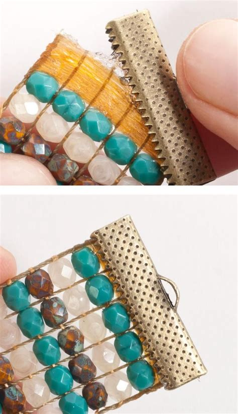 how to bead weave without a loom 1000 images about beading loom tutorials on