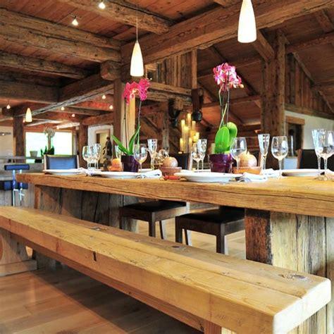 Superbe Grand Tapis De Cuisine #5: salle-manger-chalet-luxe-grand-bornand-800x800.jpg