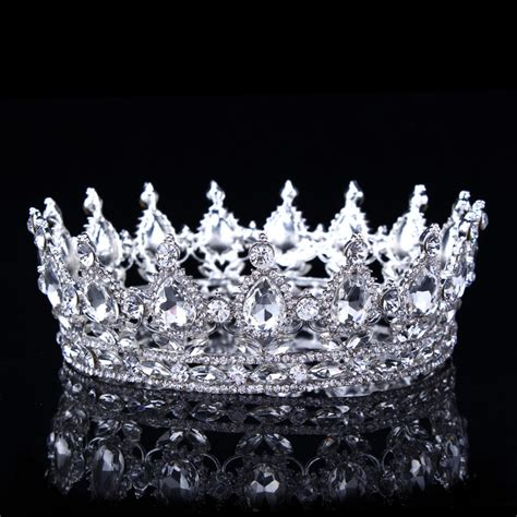 Wedding Crown buy wholesale tiara from china tiara wholesalers aliexpress
