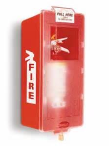 Mark ii fire extinguisher cabinet brooks fire extinguisher cabinets