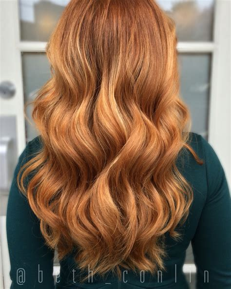 blonde and red hair weave pictures pinterest