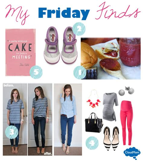 Friday Fashion Favs The It Lists Fashion Finds 24 by S Friday Favorites 1 Friday Finds Cloudmom
