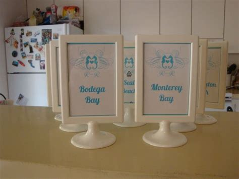 Table Names by Table Names Weddingbee Photo Gallery