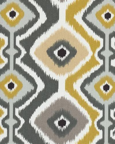 cusion fabric ikat tribal famous maker printed sun safe outdoor fabric