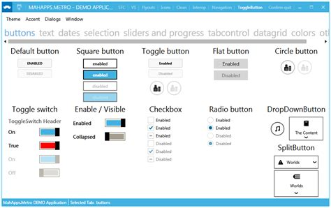 material design themes xaml resources wpf modern touch based ui for windows desktop app on c