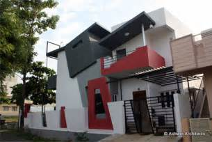 home design bangalore beautiful front elevation house design by ashwin architects