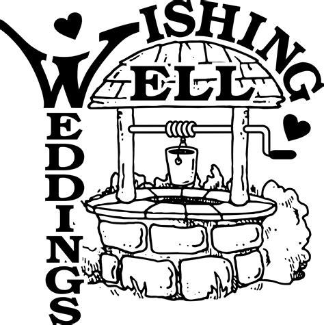 Wedding Wishing Well Clipart wedding wishing well clipart