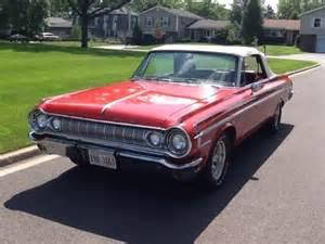 1964 Dodge Polara Convertible For Sale 1964 64 Dodge Polara 500 Convertible No Reserve