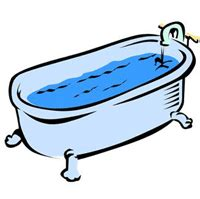tub clipart clipart suggest