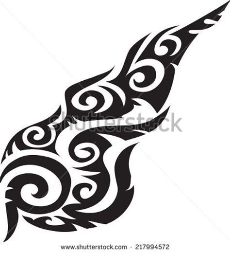 tattoo on arm vector polynesian tattoo tribal pattern set vector stock vector