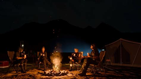Awesome Cooking Gadgets by Final Fantasy Xv S Food Was Cooked With Camping Gear