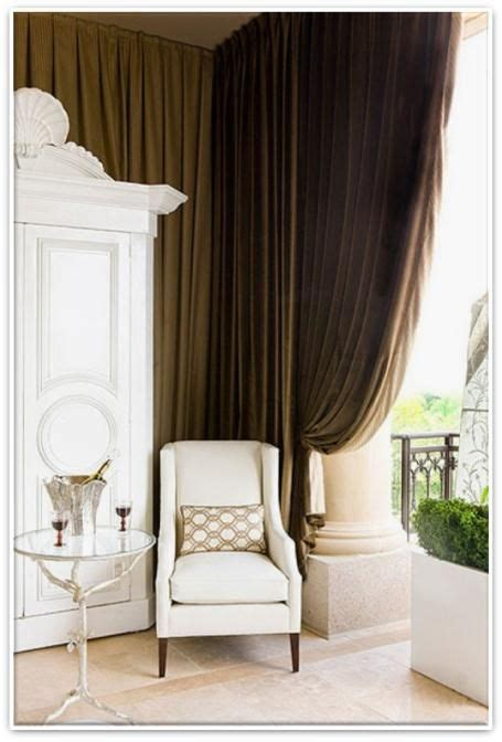 velvet curtain dallas 17 best images about visillos cortinas estores on