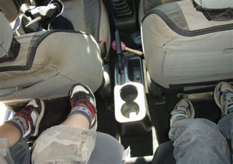 Suzuki Jimny Rear Seats Child Booster Seats In The Suzuki Jimny