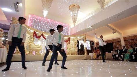 Tamil Wedding Dance Performance 1   Jay and Nish's Wedding