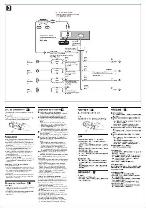 sony marine radio wiring diagram pores co