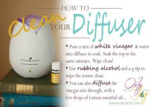 how to clean how to clean your young living home diffuser oilyjoy