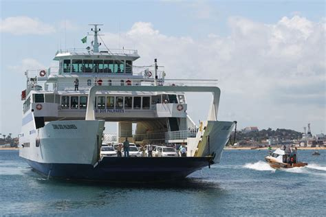 ferry boat zumbi dos palmares ferry boat zumbi dos palmares inaugura travessia correio
