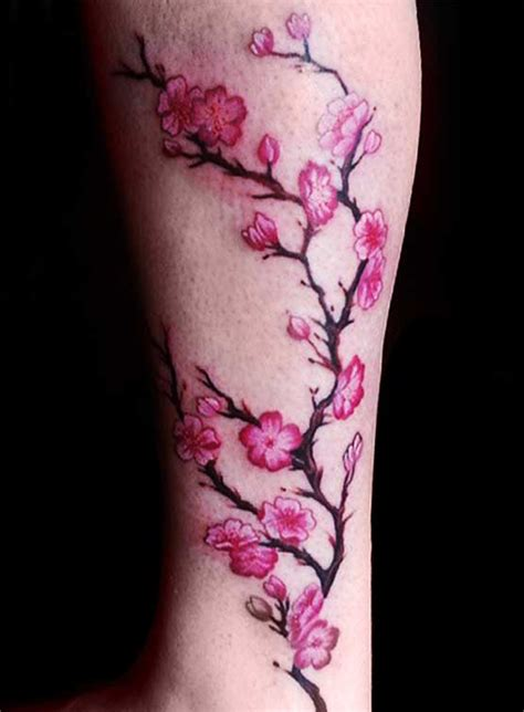 cherry tattoo meaning cherry blossom meaning