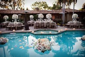 Backyard Pool Wedding Ideas Summer Wedding Ideas The Magazine