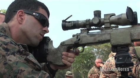 behind the scope with marine scout sniper military com