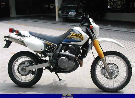 1999 Suzuki Dr650 1999 Suzuki Dr 650 Se Moto Zombdrive