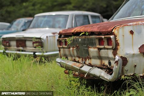 jdm car kyusha cemetery where old jdm cars go to die speedhunters