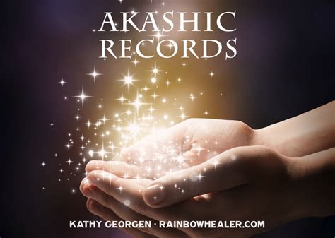 Records Chicago Akashic Records Workshop Rainbow Healer