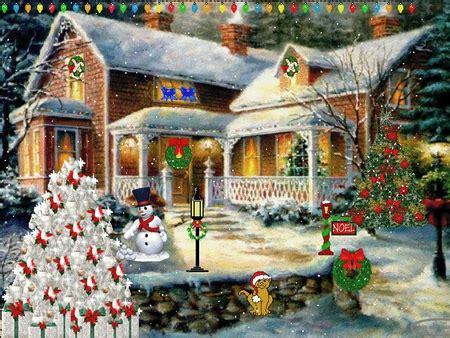 desktop nexus christmas winter house houses architecture background wallpapers on desktop nexus image 914975