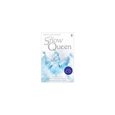 libro the snow queen a the snow queen cd english wooks