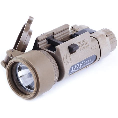 M3x Light by Morovision Insight M3x Incandescent Gun Mvb M3x 700