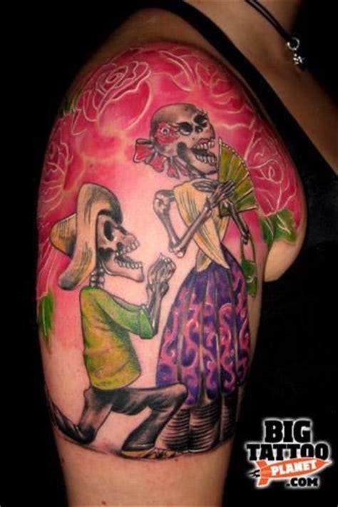 skeleton couple tattoo skeleton lifestyle