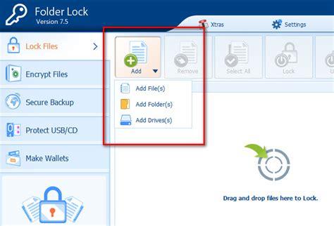 aplikasi folder lock full version folder lock v7 7 3 full version terbaru download