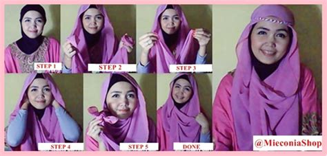 tutorial hijab segitiga tanpa dalaman hijabers tutorial sakinah hijab tutorial snail turban