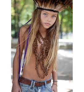 10 year old vogue model pretty or pretty weird page 2