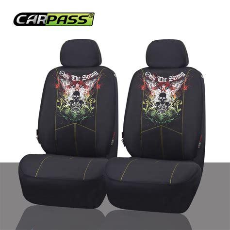 design seat cover ᐊcar pass 2017 scorpion skull design ᗛ hot car seat ᐂ