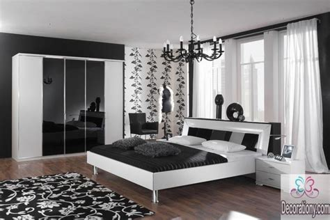white bedroom curtains decorating ideas 35 affordable black and white bedroom ideas decorationy