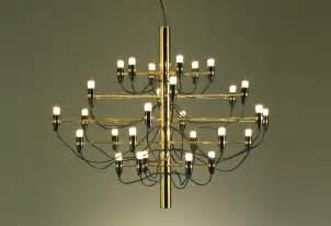 Modern Chandelier Lighting Gino Sarfatti Lighting Modern Design By Moderndesign Org