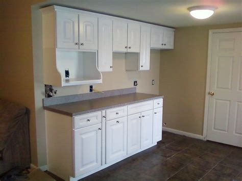 Kitchen Remodel Ideas Before And After basement kitchenette