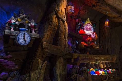 disney new fantasyland seven dwarfs mine concept seven dwarfs mine wdw daily news