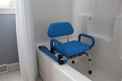 Shower Chair Swivel Seat platinum health bath and shower chair with padded swivel seat care mobility accessibility