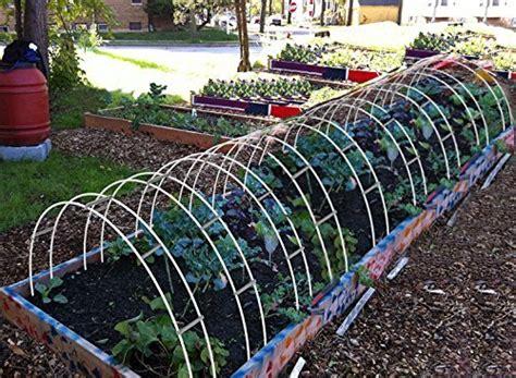 hoop house kits 30ft long agfabric hoop house kit mini greenhouse grow tunnel kits 0 9oz row cover