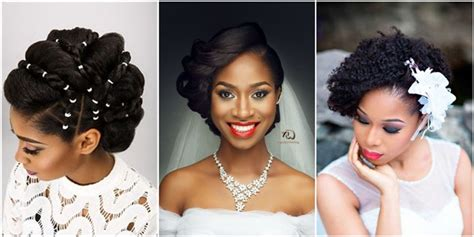 Black Wedding Hairstyles For Brides by 20 Wedding Updo Hairstyles For Black Brides