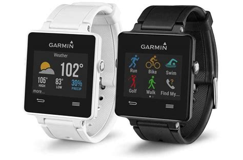 Smartwatch Garmin garmin vivoactive smart hrm bundle gps cycle