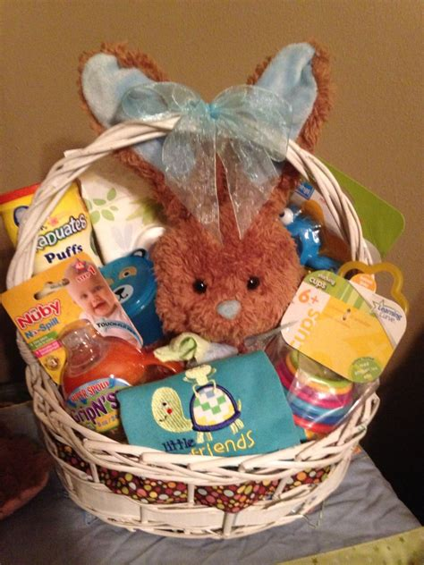 easter for boy infants infant boy easter basket creations by quot e quot