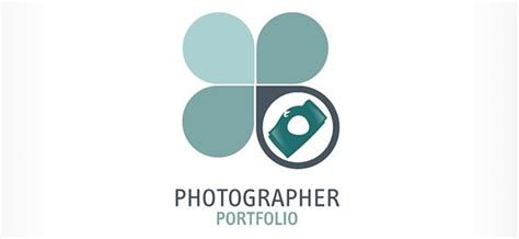 photographer logo vector design template free logo
