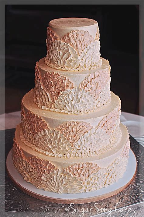 Wedding Cakes Designs 2015 by Buttercream Wedding Cake Designs Wedding And Bridal